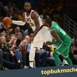 Boston Celtics vs Cleveland Cavaliers 7 mecz