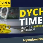 Premier League bez ryzyka - Dycha Time w Fortuna Online!
