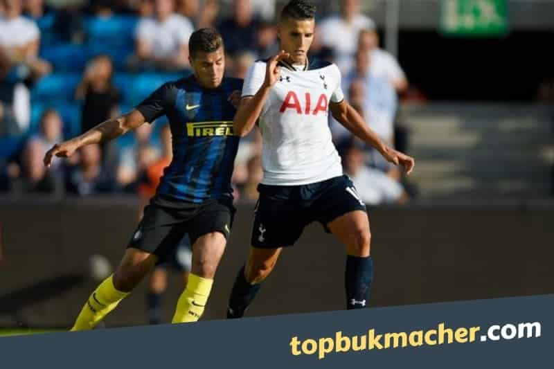 Inter vs Tottenham