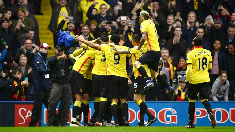 Watford vs Everton